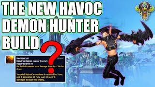 Havoc Demon Hunter Talent Overview for Castle Nathria  Shadowlands Mythic Plus Season 1