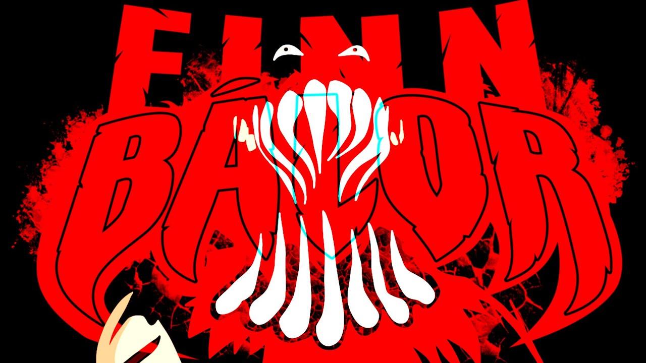wwe finn balor graphics pack youtube