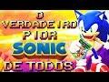O VERDADEIRO PIOR SONIC de TODOS OS TEMPOS ! ( Curiosidades dos Jogos / Games )( Análise )