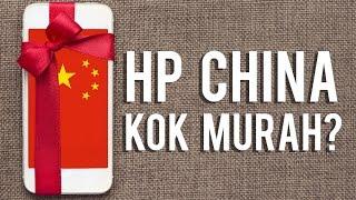 5 Rahasia Murahnya Smartphone China