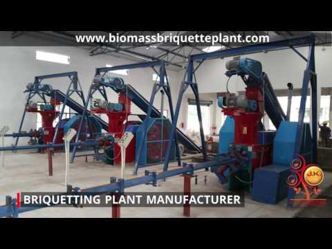 Biomass Briquette Plant, Biomass Briquette Plant Manufacturers