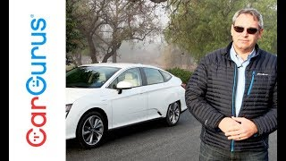 2018 Honda Clarity Plug-In Hybrid   CarGurus Test Drive Review