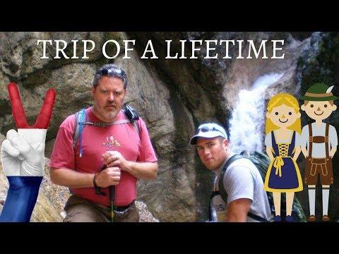 Burly Teacher: European Trip of Lifetime