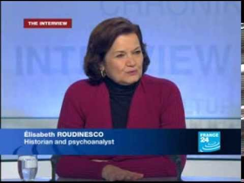 """ELISABETH ROUDINESCO ӏ """"Questão Judaica"""" I Entrevista"""