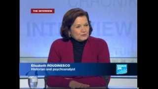 """ELISABETH ROUDINESCO ӏ Entrevista ӏ """"Questão Judaica"""""""
