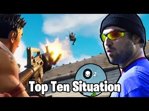 Smitty High Frag Game In A Top Ten Situation (Full Game)