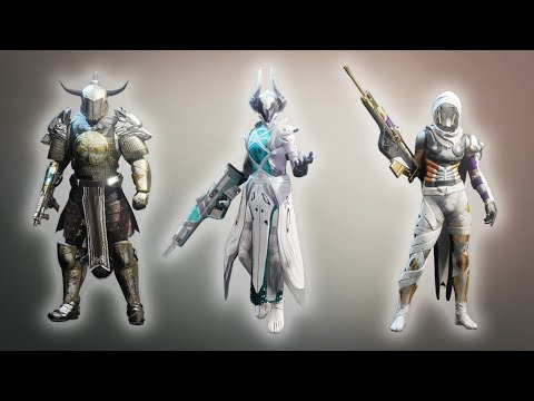 Destiny 2: Datto's Favorite Raid, Nightfall & PvP Exotic Weapons and Armor