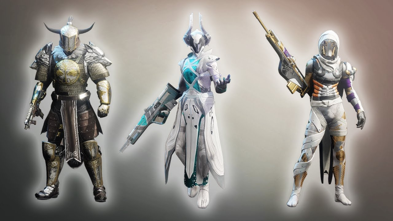 Destiny 2 Dattos Favorite Raid Nightfall PvP Exotic Weapons And Armor