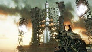СПЕЦОПЕРАЦИЯ НА БАЙКОНУРЕ Call Of Duty Black Ops 1 - Прохождение миссии Особое задание
