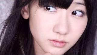 Yuki Kashiwagi, componente del Team B del grupo AKB48 posa para est...