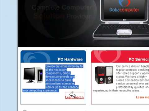 Doha Computer Centre - The Best Computer Appliances