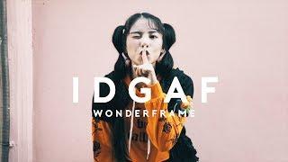 Gambar cover WONDERFRAME - IDGAF 【Dua Lipa cover】