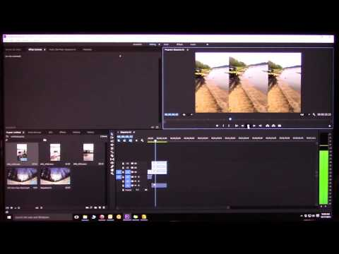 Converting Portrait Video to Landscape in Adobe Premier Pro