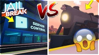🔴ROBLOX JAILBREAK UPDATE RELEASE?! SERVER CONTROL, NEW TRAIN UPDATE, NEW BATTLE ROYALE IN JAILBREAK