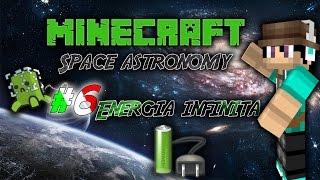 Space Astronomy #6: Energia Infinita? Gratis? Con il Legno? E' mai possibile?!