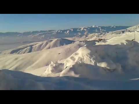 Горнолыжная база Тоо Ашуу, Кыргызстан, перевал.