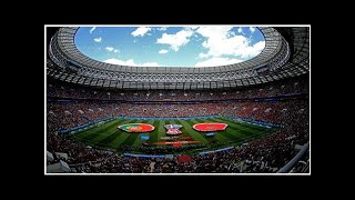 Global energy politics are front and center at the World Cup in Russia