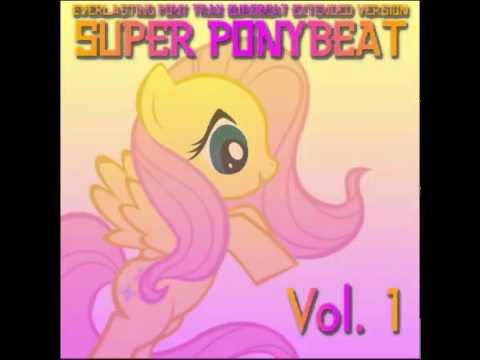Клип Eurobeat Brony - Cupcakes