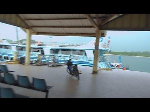 Saladan Pier, Saladan,