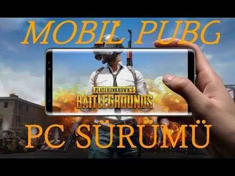 Mobil PUBG | PC Sürümü Cıkacak .