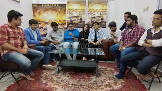 exclusive-adda-hari-ghosher-gowal-pijus-saha-anando-sangbad-live