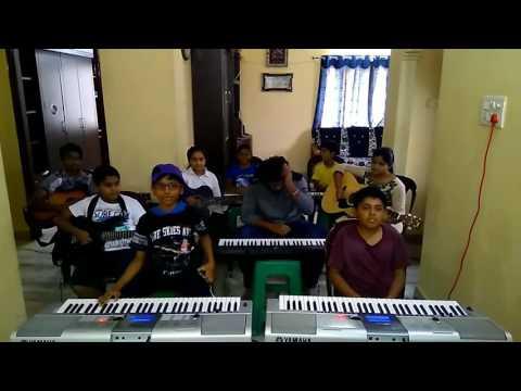 Sahore bahubali from Raaga music school