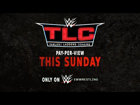 Watch WWE TLC: Tables, Ladders and Chairs 2016
