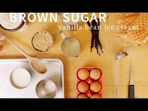 How to make chocolate ice cream cake recipe vanilla beans