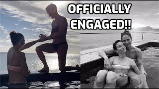 SUE & MEGAN OFFICIALLY ENGAGED!!! - WE REACT!