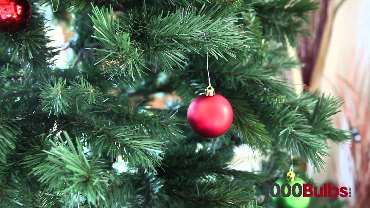 Multi Color Christmas Ornaments