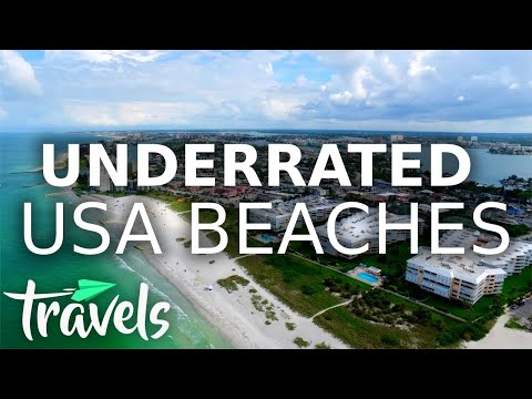 Top 10 Underrated US Beach Destinations | MojoTravels