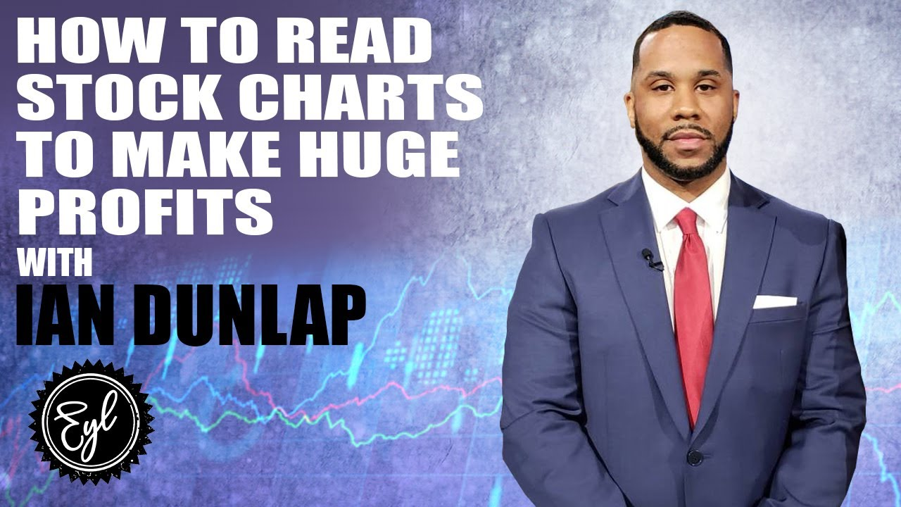 HOW TO READ STOCK CHARTS TO MAKE HUGE PROFITS