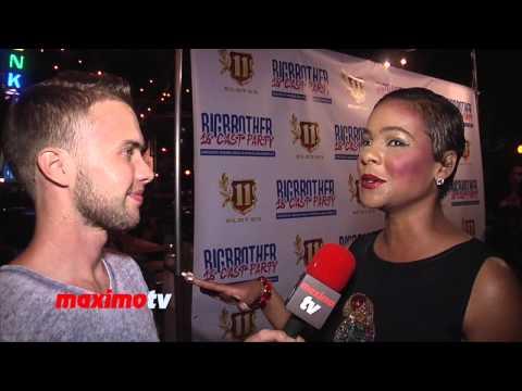 Lark Voorhies Interview // Big Brother 16 Finale Party Red Carpet
