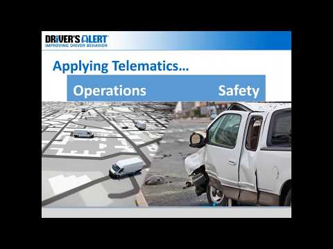Vehicle Telematics - What We've Learned