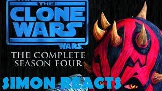 Video Star Wars - Clone Wars - Se4 Ep22 - Reaction download MP3, 3GP, MP4, WEBM, AVI, FLV Juni 2018