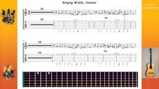 Empty Walls - Serj Tankian - Guitar