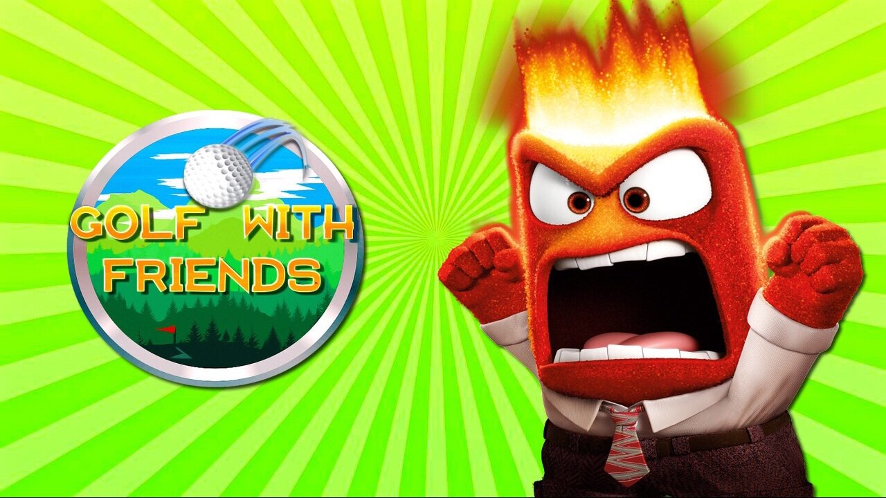 this game makes you angry golf friends forest this game makes you angry golf friends forest