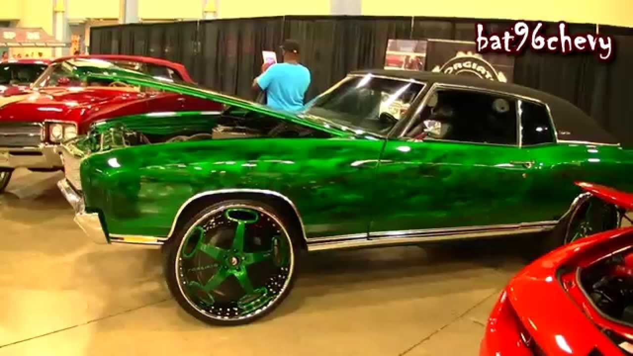 Candy Green 1970 Chevy Monte Carlo On 26 Quot Forgiatos