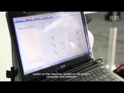 A3 Gait Training & Evaluation  Robot sürüşlü yürüme eğitimi ve değerlendirme sistemi
