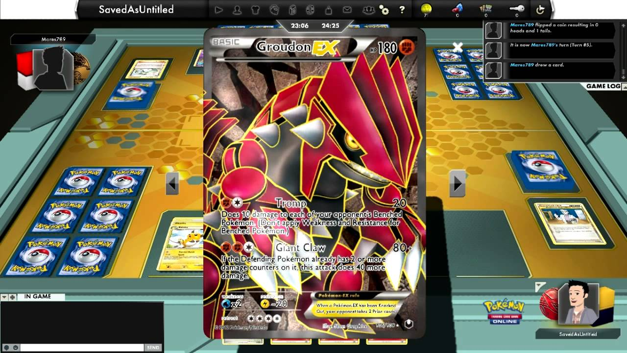 Pokemon Trading Card Game Online  Revisiting an Old