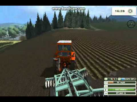 Thumbnail: farming simulator 2013 :utb 650&disc gdu 3.2