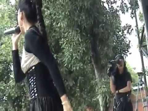 SATU NADA DALAM BUDAYA - Amelia Hesty - Shamila Cahya- Aksay ( Dangdut Radio Muara  & TMII )