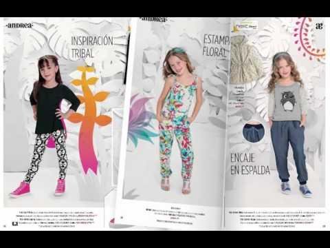 Catálogo Andrea Kids