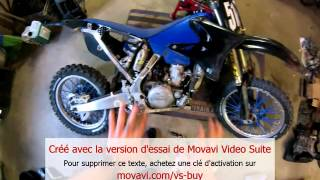 TUTO MECA démontage pompe eau 250 yz (2005-2015) kit réfection pompe hot road