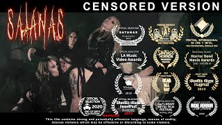 MØRD - SATANAS - OFFICIAL MUSIC VIDEO (CENSORED VERSION) - TOBY WULFF FILMPRODUKTION BERLIN