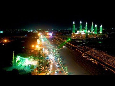 صنعاء تبدع في احتفاءها بذكرى المولد النبوي الشريف (8-11-2019)