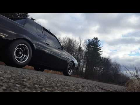 Buick Grand National Pypes Race Pros