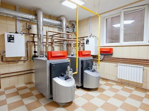 Газовые котлы отопления двухконтурные, настенные и