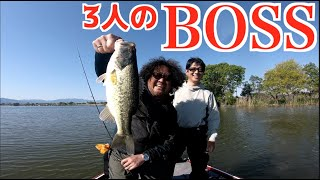 YouTube動画:ボスたちの休日