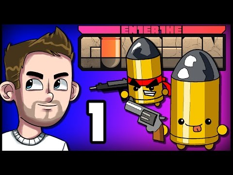 Hardest Game Ever? - Hutts Plays Enter the Gungeon [1]